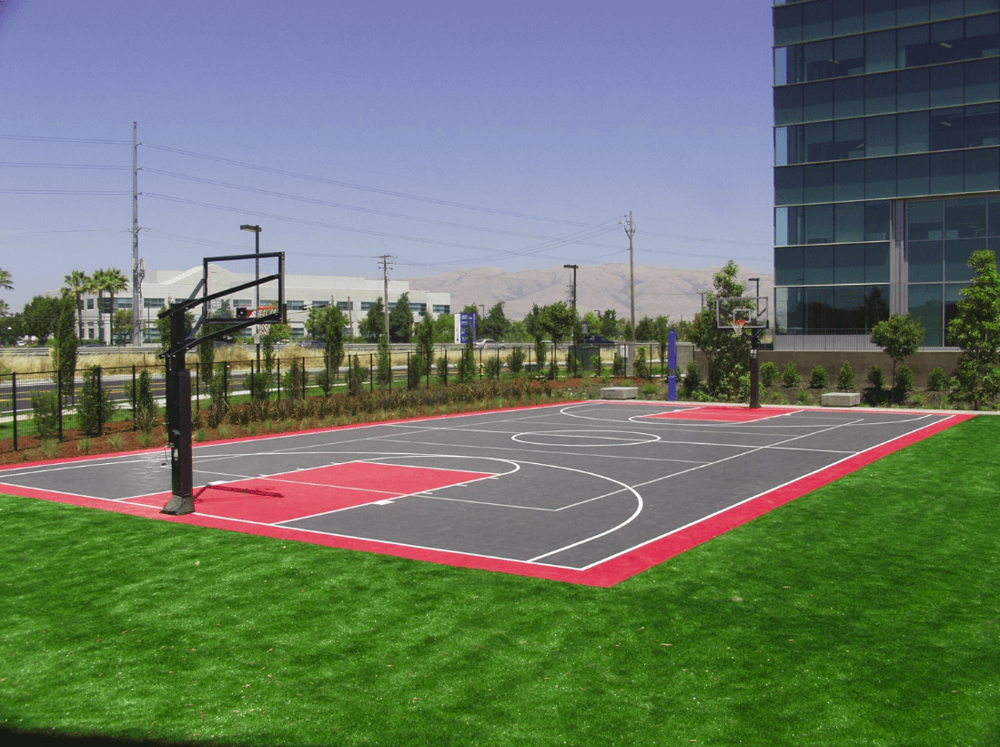 Sport Court Northern California Residential Commercial Court Builder