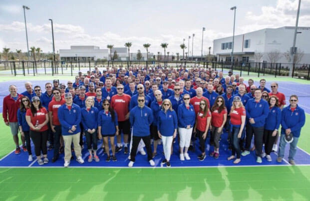 sport court team
