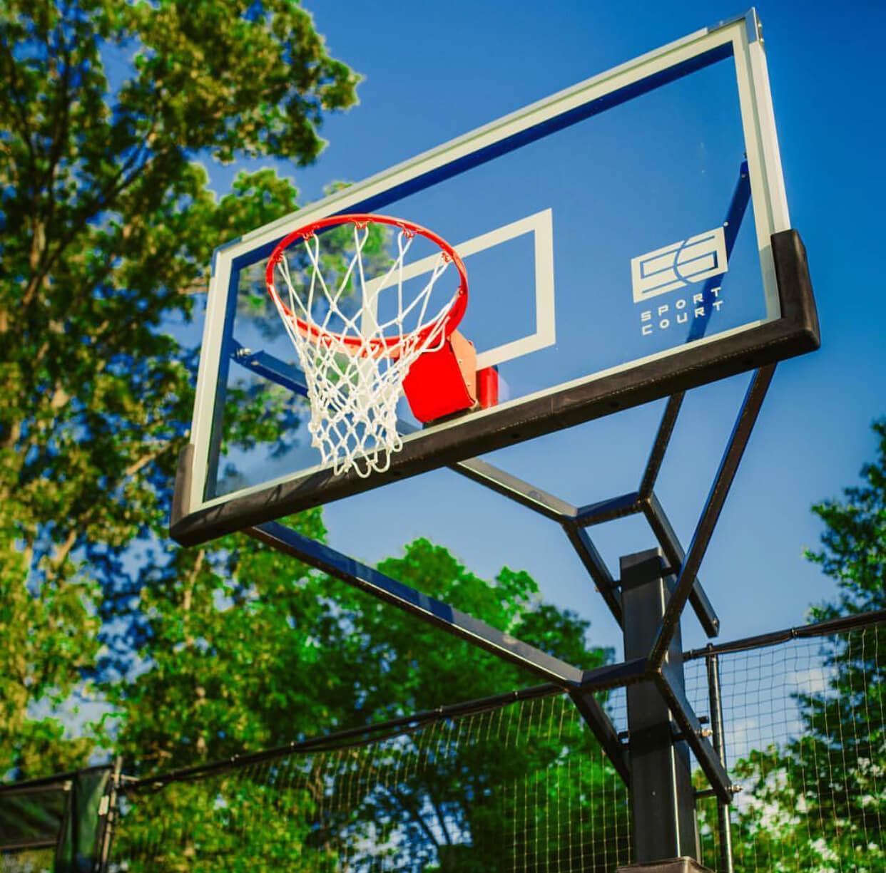 Sport Court Basketball Hoop