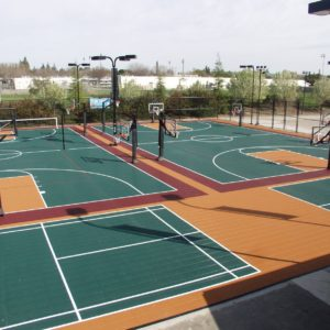 YMCA Sport Court Game Courts Pleasant Hill, CA