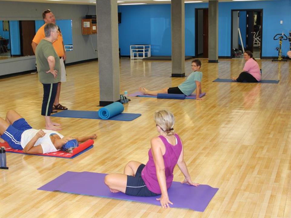 YogaFlooring