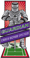 Guardian®Crack Repair Logo