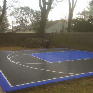 Backyard Basketball Court San Francisco, San Jose, Oakland