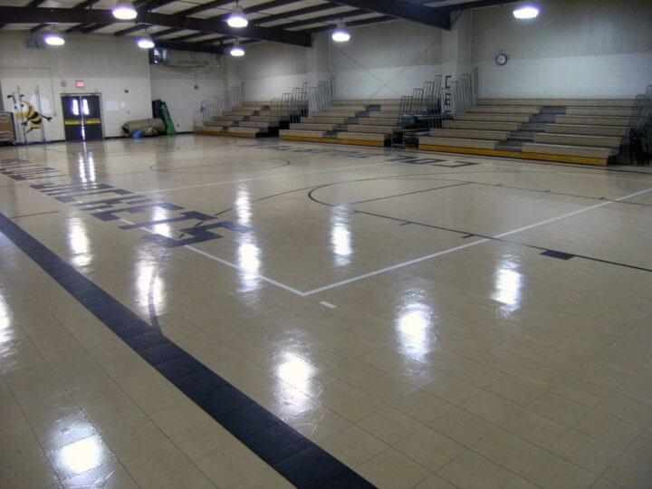 Sport Court Response Maple Floor_AllSport America