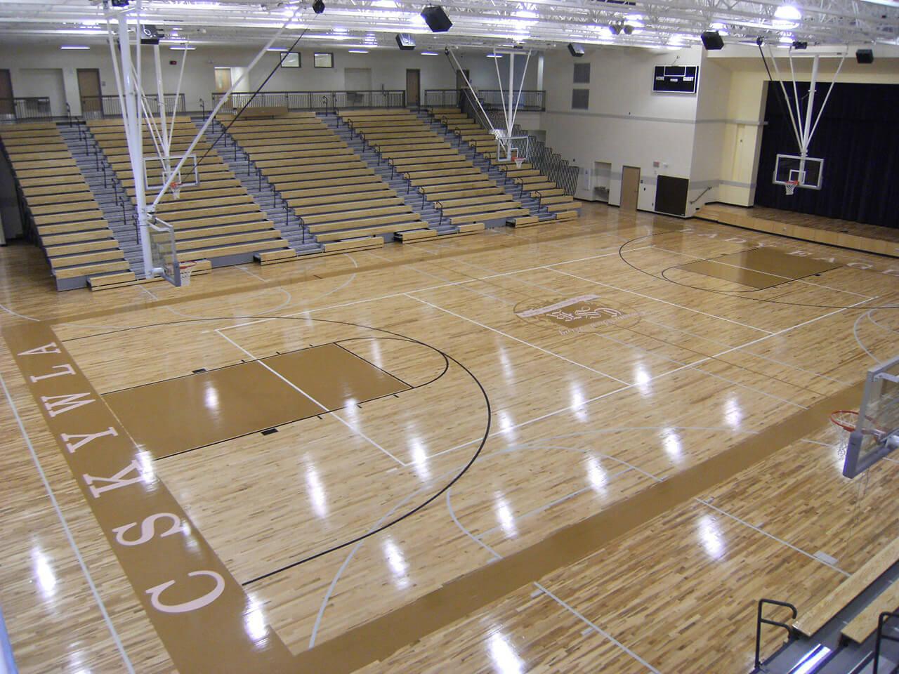 Indoor Athletic Flooring Gallery Commercial Sport Court Surfacing