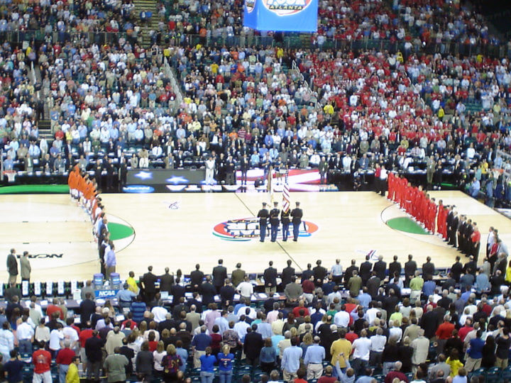 Wood Floor Final Four